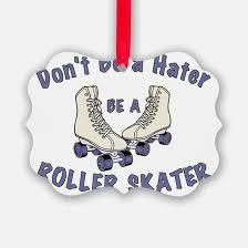 roller skate ornament cafepress