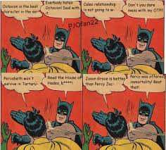 Batman Birthday Meme - slappin batman birthday meme mne vse pohuj