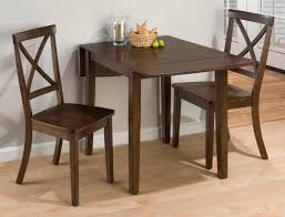 high top kitchen table with leaf rectangular drop leaf kitchen table with high legs and 2 chairs with