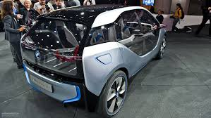 Bmw I8 Mission Impossible - bmw bringing i3 and i8 concepts to tokyo autoevolution