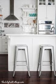 kitchen bar stools backless metal kitchen bar stools home design ideas and pictures