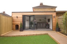 Garage Door Conversion To Patio Door Exterior Enchanting Garage Conversion With Wood Siding And Garage