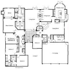 Single Storey Floor Plans Windemere