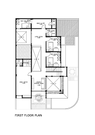 Rietveld Schroder House Floor Plans Gallery Of Semi Finished House In Surabaya Nomaden Studio 36
