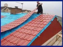 Metal Tile Roof Metal Roofing Yama S Roofing