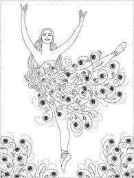 ballerina ragazza che balla tutu balletto su una gamba