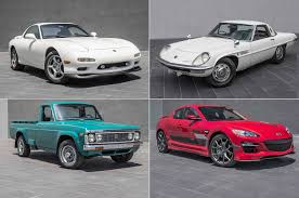 is mazda an american car 50 years of mazda rotary engines driving a u002767 cosmo sport u002793