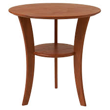 Cherry End Tables End Table 22 Inch Accent Tables Manchesterwood