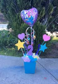 My Little Pony Party Centerpieces by My Little Pony Party Flutter Shy Birthday Party Centerpiece Table