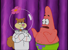 patrick sandy relationship encyclopedia spongebobia fandom
