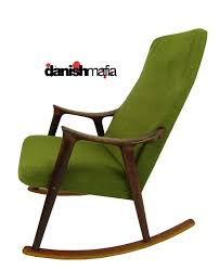 Mid Century Modern Rocking Chair Retro Danish Mid Century Modern Rocker Rocking Chair Nr Danish Mafia