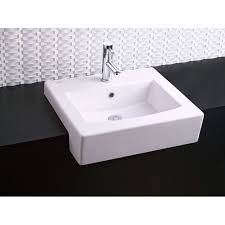 Undermount Bathroom Sink With Faucet Holes by Faucet Com 0342 001 020 In White By American Standard