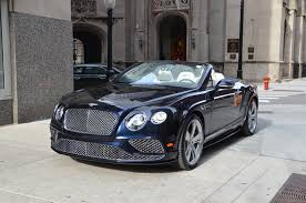 navy blue bentley 2017 bentley continental gtc v8 s stock b924 s for sale near