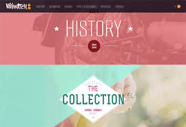 Washed Out Colors - 50 inspiring web sites with washed out color schemes