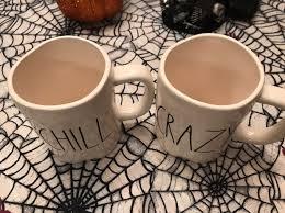 rae dunn chill crazy coffee mugs mercari buy u0026 sell things you love