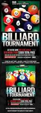 billiard competition sport flyer by flyernerds graphicriver