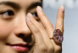 pink star diamond pink star diamond set to fetch record price in hong kong