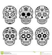 best 25 sugar skull drawings ideas on skulls