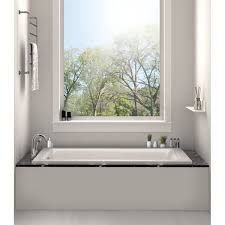 fixtures drop in or alcove 30 x 60 soaking bathtub