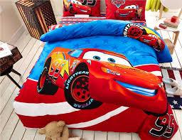 disney cars bedding set lightning mcqueen cars bedding set cotton bedclothes cartoon