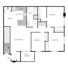 apartment floor plans burton ridge apartments