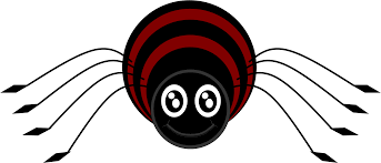 cute halloween png cute spider clipart group 87