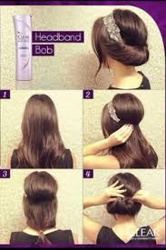 easy 1920s hairstyles easy 1920 s great gatsby hair tutorial gatsby hair gatsby and ads