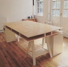 Office Desk Diy Stylish Diy Desk Ideas Best Ideas About Build A Desk On Pinterest