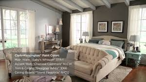 one bedroom three different paint color ideas clarkkensington