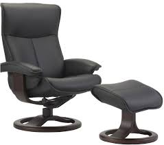 Armchair With Storage Ottoman Astonishing Leather Chair With Ottoman Costco Splendid