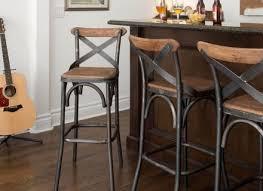 Metal Wood Chair Kitchen Wood Chair Hastac2011 Org