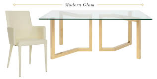 sofa table chair 14 perfect dining tables chair combinations emily henderson