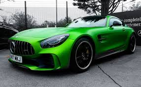 mercedes green the beast of the green hell lands at sandown mercedes