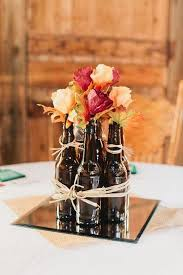 used wedding centerpieces 50 fabulous mirror wedding ideas you ll bottles