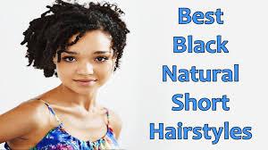american n wavy hairstyles best black natural short hairstyles for african american women youtube