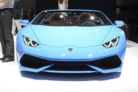 cars like lamborghini the lambo huracan spyder is like a s secret with a