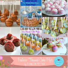 Cake Pop Decorations For Baby Shower 110 Best Cake Pops U0026 Cake Ball Recipes Images On Pinterest