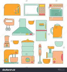 cute kitchen appliances cute kitchen clipart clipartuse