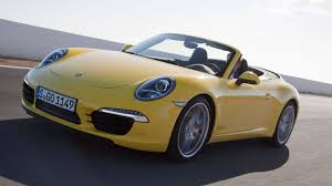 porsche convertible 2013 porsche 911 cabriolet first drive review
