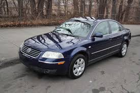 grey volkswagen passat 2003 volkswagen passat glx v6 blue brooklyn new york used auto