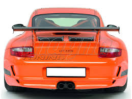 porsche widebody rear 911 996 gt3 rs style wide body kit