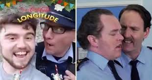watch a garda at longitude brilliantly recreated one of the