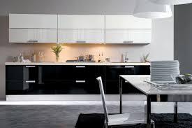 image result for black and white interior design kitchen salle à