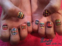 real flame nail art fmr for long nails hunger games motorcycle