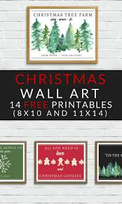 free christmas printables farmhouse christmas art the crazy