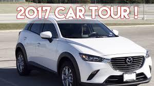 mazda cas 2017 car tour mazda cx 3 sport youtube