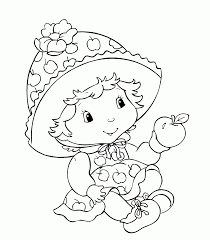 baby coloring pages for kids free coloring pages for kids