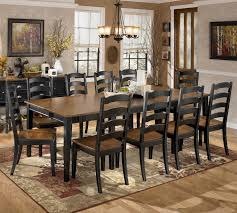 ashley furniture farmhouse table round dining room sets corner bench table small dinette for 4