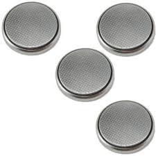Weight Watchers Bathroom Scale Battery Sale Hqrp 4 Pack Coin Lithium Battery For Weight Watchers Ww39n