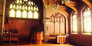wedding arches chicago unitarian church of chicago weddings